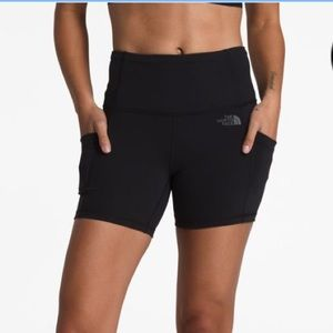 The North Face High Rise Pocket Biker Short